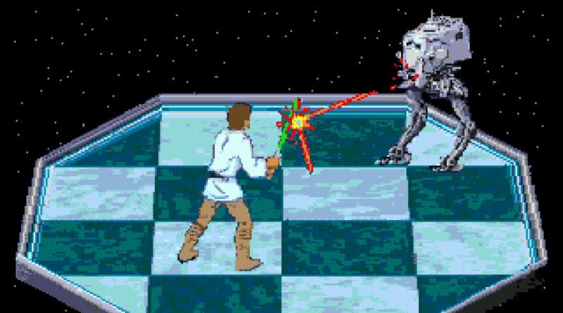 Les vieux jeux étranges de Star Wars que le temps a oubliés | Web Geek